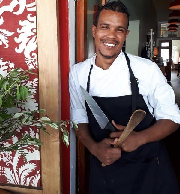 Andrias Bok - A Chef's journey from Namaqualand to the Winelands